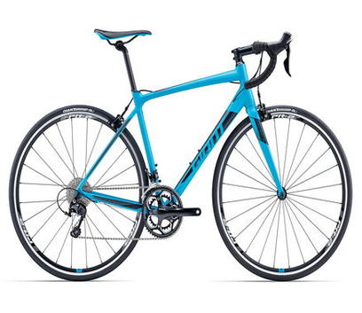 2017 GIANT CONTEND SL 1