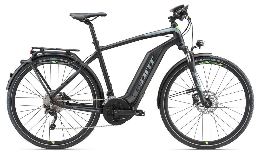 2018 GIANT Explore E-Bike