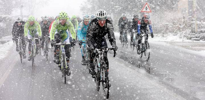 Winterise your bike